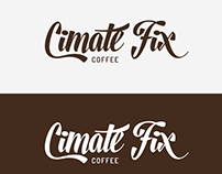 Logo Cimate Fix Coffee