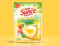 Moje Sunce Packaging Design