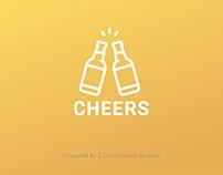 CHEERS App Design & Concept
