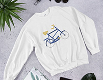 Bicycle Design for Print