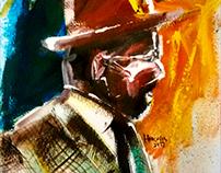 Thelonious Monk Art