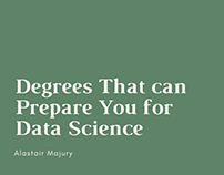 Alastair Majury | Surprising Degrees for Data Science