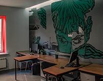 Mural. R Agency