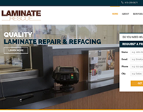 Laminate Rescue Website