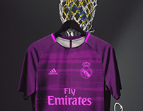 Real Madrid away kit 2021