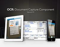 2013 OCR: Document Capture Component - v1