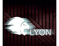 """LOGO """"LYON"""""""