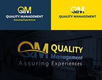 Quality Management Logo Design