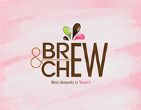 Brew and Chew Social Media Vol.1