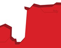 Sakarya Infographic Map