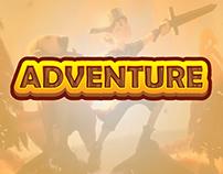 Adventure text