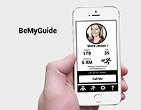 BeMyGuide UX/UI
