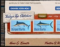 Pisces Sportsfishing Website