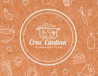 Cruz Cantina's Homemade Food Branding