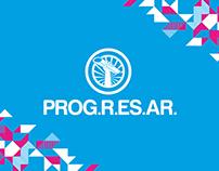 PROG.R.ES.AR. - Nueva identidad visual