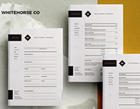Moodbord - Whitehorse
