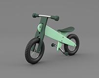 Bikle, little biycle