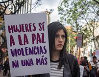 Día deLa Eliminación De La Violencia Contra