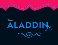 Aladdin Jr. Posters
