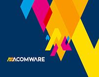 Acomware - A New Visual Identiny
