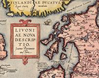 Bitácora Magazine ♦ The Univers of Antique Maps