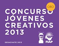 Jóvenes Creativos - Desachate 2013 - ORO
