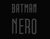 BATMAN NERO - AVALANCHE FANCOMIC (full comic)