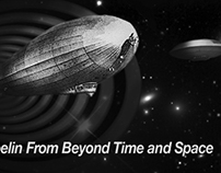 Facebook Header: Lost In Space/Time Tunnel Montage