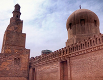 Ahmed ibn tulun mosque
