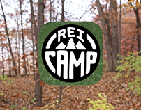 REI Camp App & Marketing