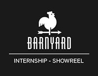 Internship - Barnyard