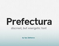Prefectura Free Font
