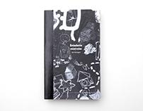 "Kurt Vonnegut ""Breakfast of Champions"" | Book redesign"