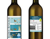 PENNY / REWE WINE LABEL