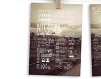 Christina Filippou -Infographics Nicosia Cyprus Leaflet