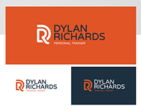 Dylan Richards Personal Trainer - Logo/ brand creation