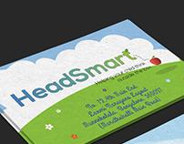 HeadSmart Preschool logo by StartTall Branding