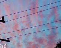 Power Lines Song: Viaduct by Millau Millau