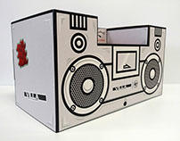 The People's Movement Boom Box