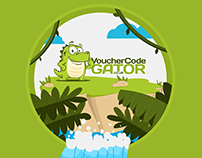 Home page for Voucher Code Company