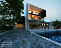 Ultra modern villa