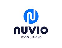 Nuvio - Identity Design.