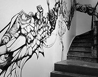 Mural - Jungle