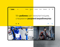 New Website for Triada Welding Group