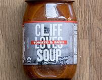Cliff Loves Soup