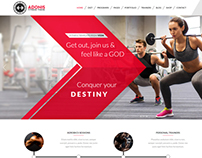 VEDA Fitness Demo