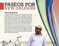 Paseos Por New Orleans Poster Series