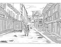 Storyboard: KUBOT:Aswang Chronicles 2 teaser