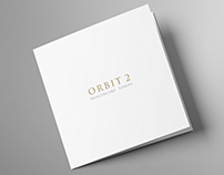 Brochure for Orbit 2 - Healthcare Spaces