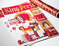King Press